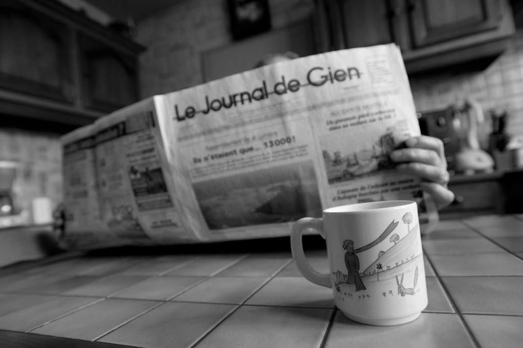 Journal de gien