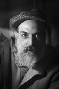 Le peintre Thibault Kast